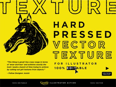 Vector Texture for Illustrator creative market product purchase add-on action design graphic design typography type illustration illustrator adobe vector texture