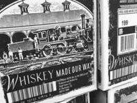 Whiskey Shipper Box
