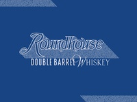 Roundhouse Lettering