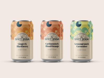 Soda Cans drinks can soda sparkling water beverage packaging beverage design beverage soda can pattern design package design packaging mockup branding design brand identity brand design patterns product packaging product design productdesign branding
