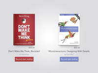 Fantastic books on UX