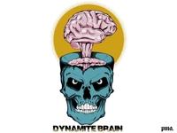 Skull Dynamite brain