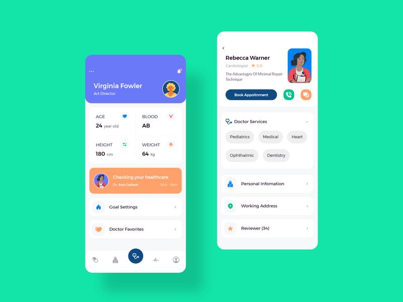Doctor & Patient Profile