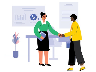 Business deal concept illustrations people vector illustrations concept deal