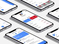 Finey Mobile App Ui Kit