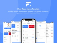 Finey React Native Template