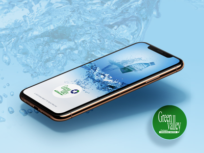GreenValley - DeliveryApp water drinking water shopping e-commerce