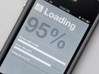 daytum app load screen