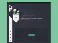 URB - Personal site (Concept)