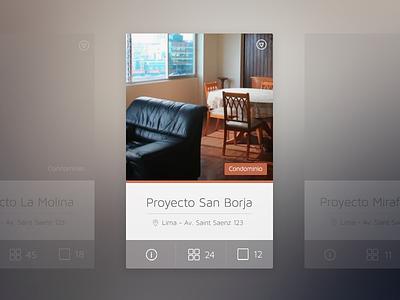 Block Project Redesign block project redesign flat glass sperant lima peru widget