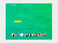 Founders - New Landing [WIP]