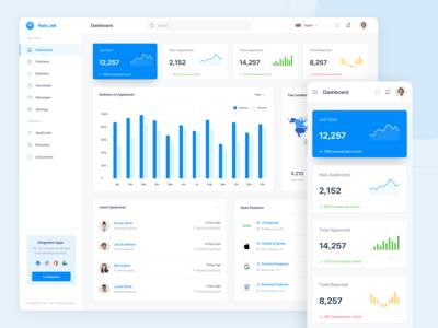 Nata Job - Web App