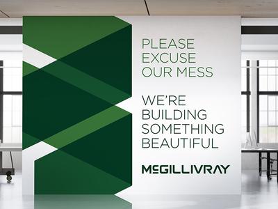 McGillivray Construction Brand Identity