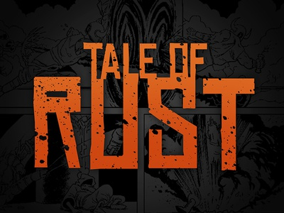 Tale of Rust Logo Concept 1