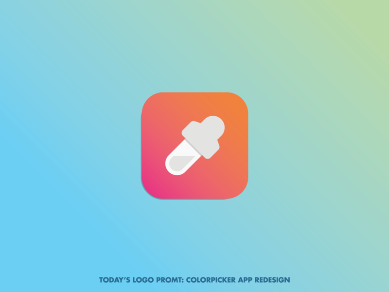 Paint colorpicker tool (day 9 of 99)