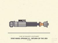 movie icons 101 - No. 2 Star Wars Episode VI Return of the Jedi