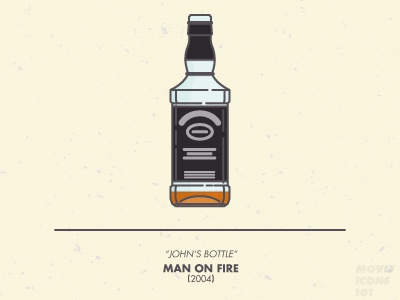 Movie Icons 101 - No. 4 Man on Fire