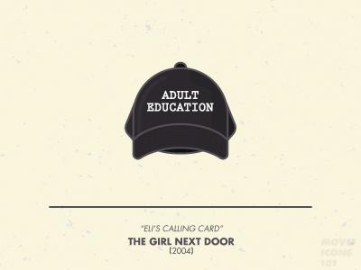 Movie Icons 101 - No. 5 The Girl Next Door