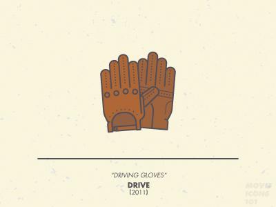 Movie Icons 101 - No. 7 Drive