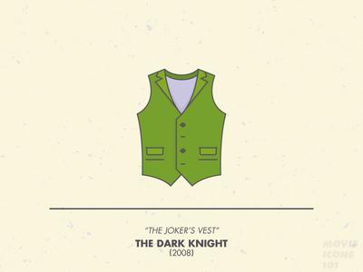 Movie Icons 101 - No. 12 The Dark Knight