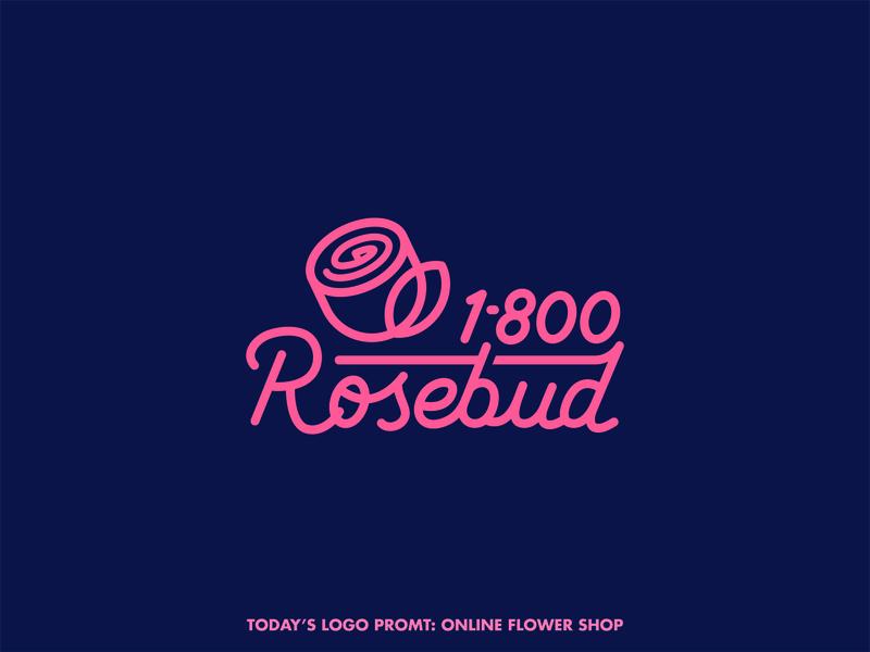 Rosebud online flower shop (day 6 of 99)