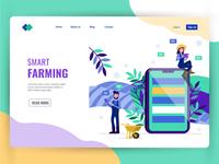 Smartfarm Header