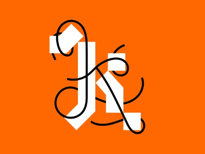 Letter K 36daysoftype07 36daysoftype custom type logo graphic lettering type graphic design design typography