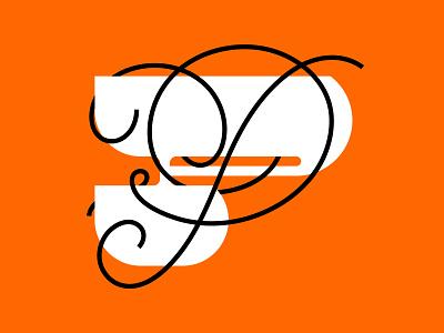 Letter P letterp 36daysoftype branding custom type logo graphic lettering type graphic design design typography