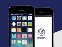 App logo proposal for Airatel