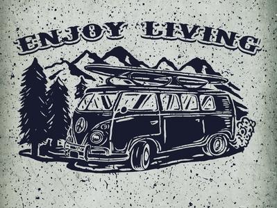 enjoy the living