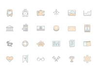 Zen Icons Exploration