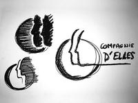 test logo Compagnie d'Elles