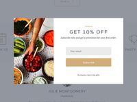 Popin - Ecommerce Website