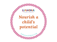Nonprofit –Rounded Sticker