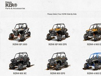 Offroad Vehicle Select
