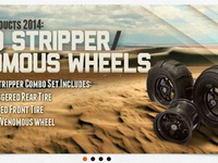 Offroad Tire Banner