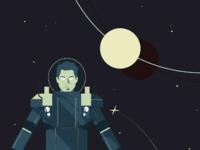 Spacesuit zero