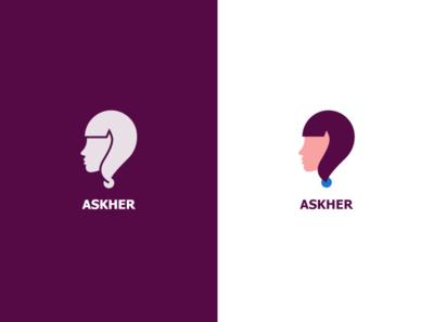 ASKHER Logo