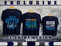 New t shirt design project