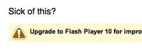 YouTube Flash Bomb