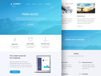 Everest - HTML Responsive Email Template