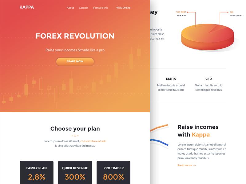 Forex newsletter