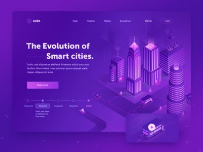 Smart cities - Concept 1