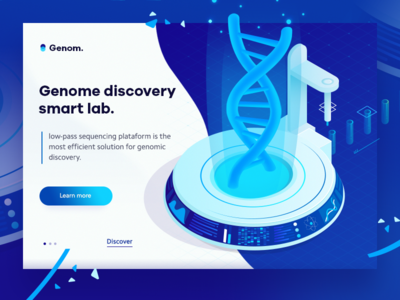 Genome Isometric ( in progress )