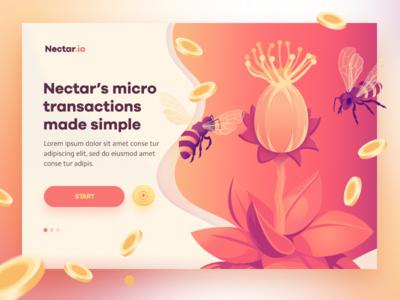 Nectar concept1 ( in progress )