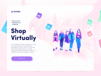 Virtual shopping concept