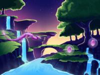 Dragoo Game concept ( Scene 2 )