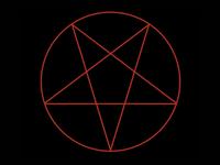 css pentagram