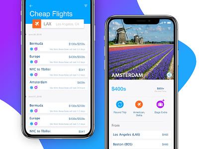 Cheap Flight Notifications flight alerts timeline iphone airline travel