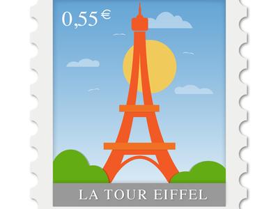 Postage Stamp uidesign illustration art android ios app ios icon uiux ux ui flat logo photoshop 3d iphone postage stamp illustrator